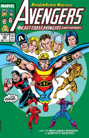 Avengers Vol 1 302