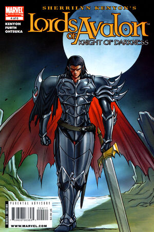 Lords of Avalon Knight of Darkness Vol 1 4