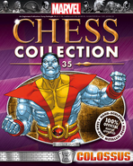 Marvel Chess Collection Vol 1 35