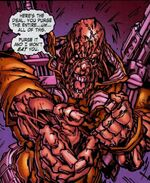 Zombie (Howling Commandos) (Earth-616) from Nick Fury's Howling Commandos Vol 1 1 001