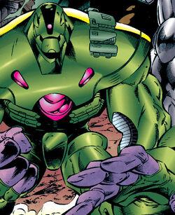 Infinites (Earth-295) X-Men Alpha Vol 1 1