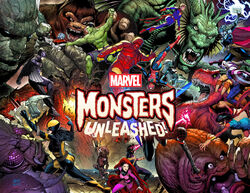 Monsters Unleashed poster 007