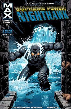 Supreme Power Nighthawk Vol 1 6