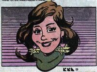 Sara Tuchinsky from Uncanny XMen Annual 13