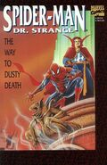 Spider-Man Dr Strange The Way to Dusty Death Vol 1 1