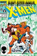 Uncanny X-Men Annual Vol 1 11