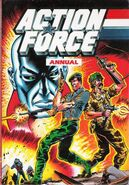 Action Force Annual Vol 1 1