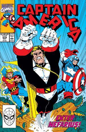 Captain America Vol 1 379