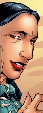 Desiree Longbow (Earth-616) from Fantastic Four Vol 3 34 0001