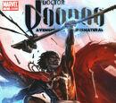 Doctor Voodoo: Avenger of the Supernatural Vol 1 1
