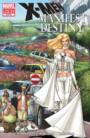 X-Men Manifest Destiny Vol 1 2