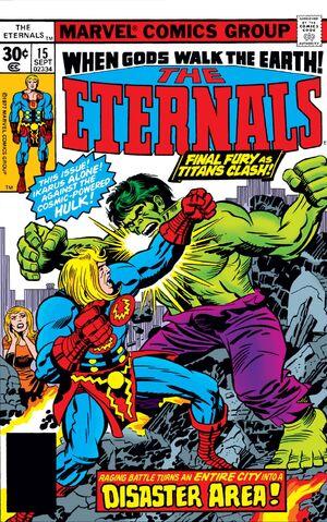 Eternals Vol 1 15