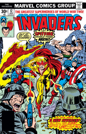 Invaders Vol 1 12
