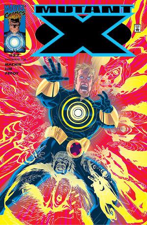 Mutant X Vol 1 32