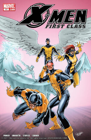X-Men First Class Vol 2 11