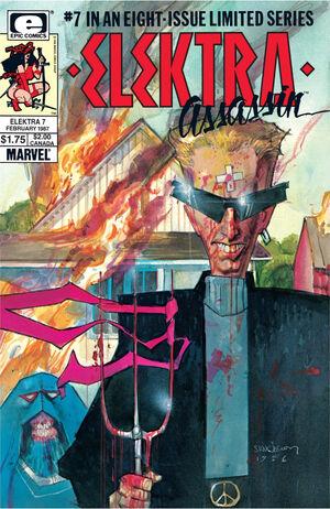 Elektra Assassin Vol 1 7