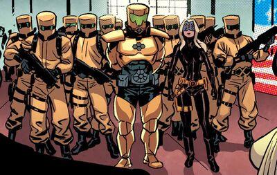 Advanced Idea Mechanics (Earth-616) from Secret Avengers Vol 2 3 001