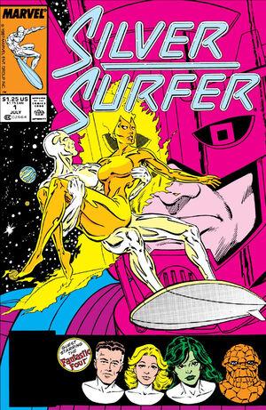 Silver Surfer Vol 3 1