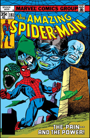 Amazing Spider-Man Vol 1 181