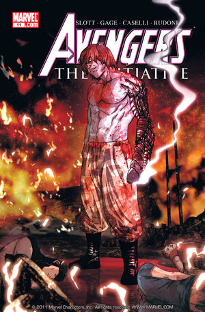 Avengers The Initiative Vol 1 11
