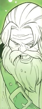 Odin Borson (Earth-5631) Thor and the Warriors Four Vol 1 2