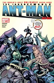 Irredeemable Ant-Man Vol 1 1