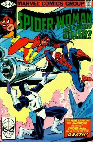 Spider-Woman Vol 1 29
