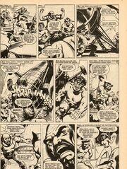David Lloyd Hulk Comic 16