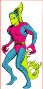 Roland Burroughs (Earth-616) from Official Handbook of the Marvel Universe A-Z Update Vol 1 5 0001