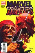 Marvel Zombies Vol 1 3 Second Printing Variant