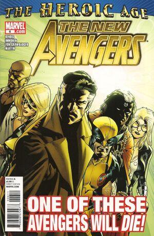 New Avengers Vol 2 6