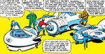 Fantasti-Car MK II from Fantastic Four Vol 1 12 0001