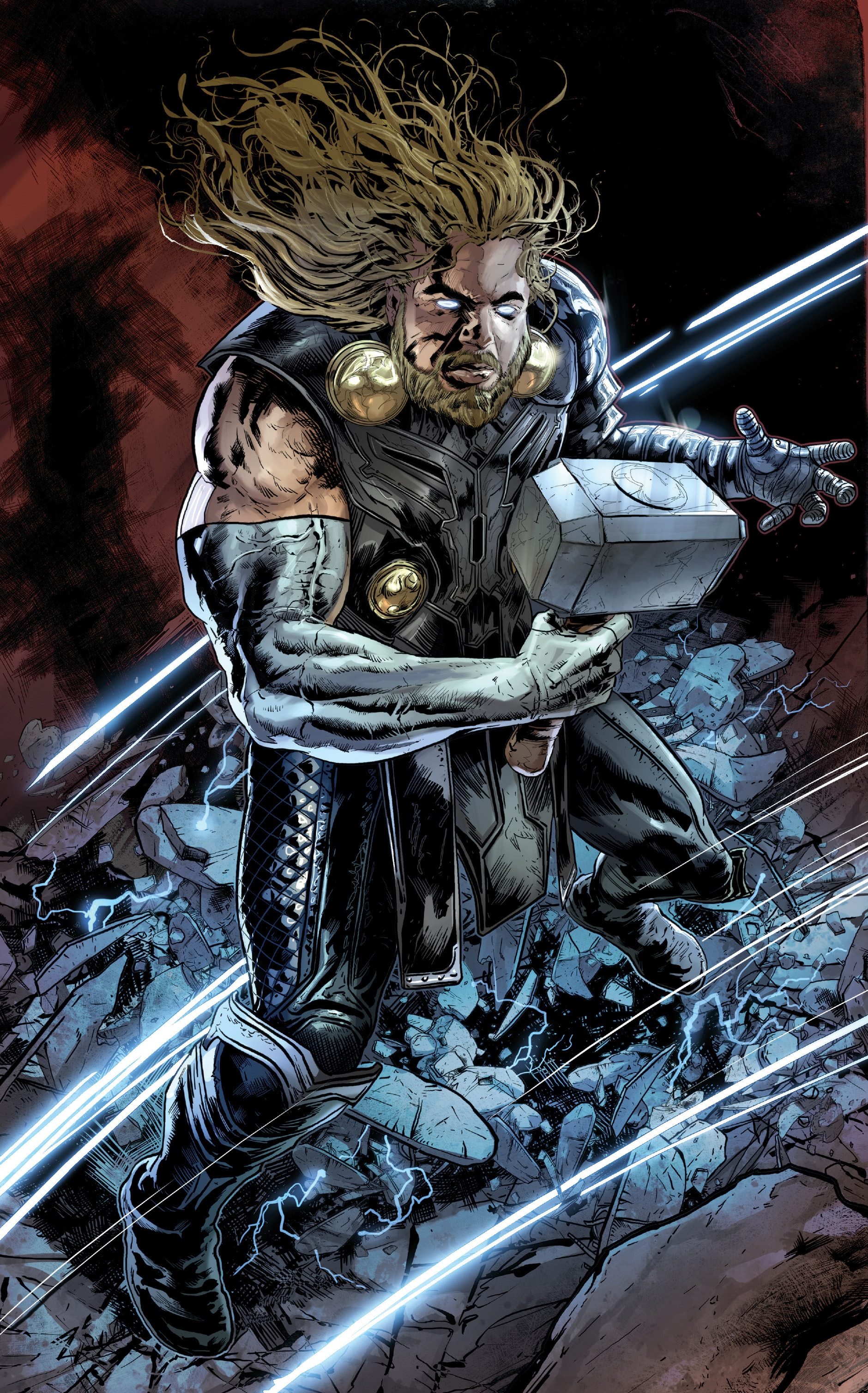 Thor Odinson (Earth-616) from New Avengers Vol 3 27 001
