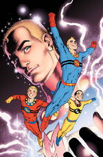 Miracleman Vol 1 2 Textless