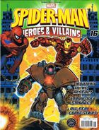 Spider-Man Heroes & Villains Collection Vol 1 16