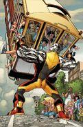 X-Men Manifest Destiny Vol 1 3 Textless