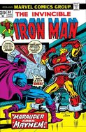 Iron Man Vol 1 61