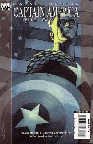 Captain America The Chosen Vol 1 4