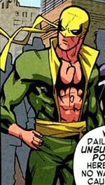 Daniel Rand (Earth-20051) (Marvel Adventures Spider-Man Vol 2 15