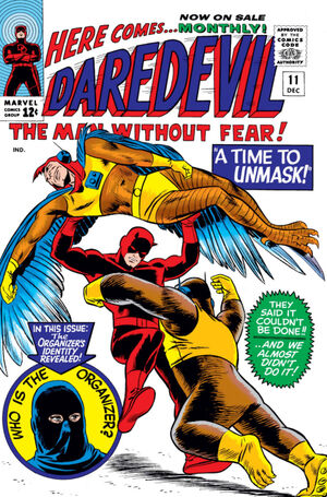 Daredevil Vol 1 11