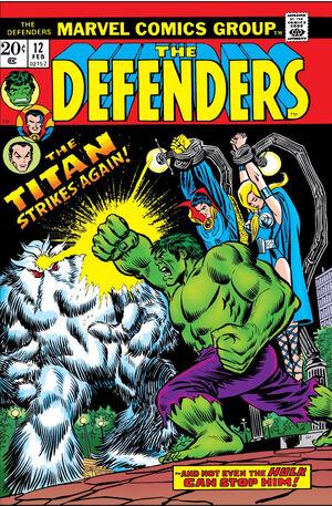 Defenders Vol 1 12