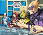 Avengers (Earth-2301) from Marvel Mangaverse Avengers Assemble Vol 1 1 0001