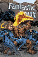 Marvel Adventures Fantastic Four Vol 1 1 Textless