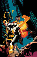 Power Man and Iron Fist Vol 2 5 Textless