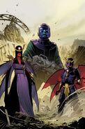 Uncanny Avengers Vol 1 8AU Textless