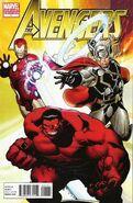Avengers Vol 4 7 Ed McGuinness Variant