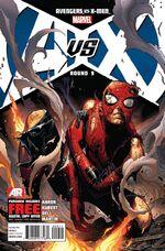 Avengers vs. X-Men Vol 1 9