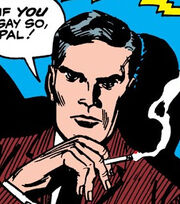 Harry Phillips from Fantastic Four Vol 1 23