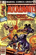 Micronauts Vol 1 28