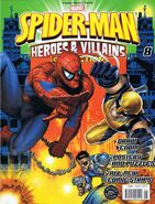 Spider-Man Heroes & Villains Collection Vol 1 8